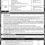 National Highways Motorway Police NHMP Jobs CTS Test Roll No Slip