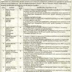 PEDO Balakot Hydro Power Project Jobs FTS Test Roll Number Slip