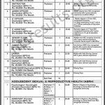 Population Welfare Department KPK Peshawar Jobs Via ETEA