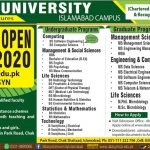 Abasyn University Islamabad Campus Admission Test Result Merit List