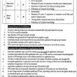 Policy Strategic Planning Unit PSPU Jobs Via NTS