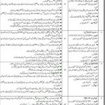 Public Sector Organization Govt of Sindh Jobs NTS Test Roll No Slip