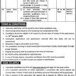 Service Tribunal Peshawar KPST Jobs ETEA Roll No Slip