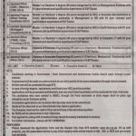 OGDCL Jobs NTS Test Roll No Slip Oil & Gas Development Company Limited
