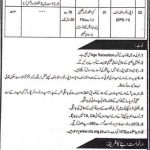 Swat Wildlife Division Jobs NTS Roll No Slip Saidu Sharif Swat