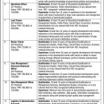 BISP Benazir Income Support Programme Jobs CTS Roll No Slip Waseela-e-Taleem (WeT) National Socio Economic Registry (NSER)