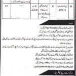 Saidu Sharif Swat Wildlife Division Jobs NTS Answer Keys Result