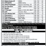 Islamabad Healing Center Jobs STS Roll No Slip Success Testing Services