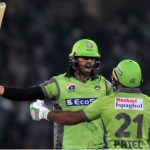 Lahore Qalandars Won against Peshawar Zalmi by Five Wickets 24th Match