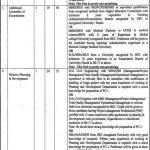 Faisalabad Medical University Jobs FMC March 2020