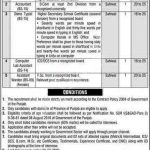 Population Welfare Department Regional Training Institute Sahiwal Jobs Via NTS