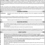 BOK Bank of Khyber Jobs Via NTS March 2020