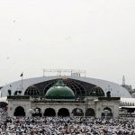Corona Virus Mosques Closed Saudia Arabia Iran