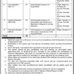 Education Department Gilgit Baltistan Jobs EST SPS CTSP Roll No Slip Elementary School Teacher Admin Jobs