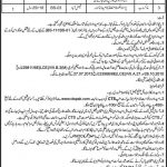 Senior Civil Judge office Faisalabad Jobs CTSPAK Roll No Slip