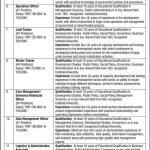 BISP Benazir Income Support Programme Jobs CTS Result Merit List Interview Schedule