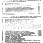Directorate of Colleges Baluchistan BE Admissions CTSP Roll No Slip