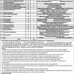 Walled City of Lahore Authority Jobs NTS Result Answer Keys Merit List Interview Schedule