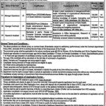 Primary Secondary Health Care Department Jobs NTS Roll No Slip Prevention & Control of Non-Communicable Diseases
