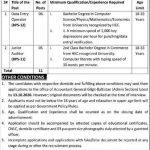 Office of The Accountant General Gilgit Baltistan Jobs CTSP Roll No Slip