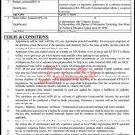 TEVTA KPK Technical Education Vocational Authority Jobs NTS Result Answer Keys