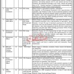 Kohat Division Development Special Development Unit Jobs CTSP Roll No Slip