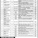 Rescue 1122 KPK Jobs PTS Result Phase VI Phase VII 409 410 Directorate General Emergency Service