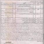 Directorate General Mines Minerals Balochistan Jobs NTS Roll No Slip