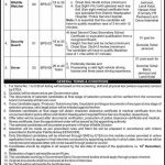 Khyber Pakhtunkhwa KPK Wildlife Department Jobs ETEA Roll No Slip