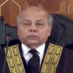 The Chief Justice Took Suo Motu Notice Of Burning Of The Temple In Karak
