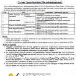 SLIC State Life Insurance Jobs PTS Test Result SLIC PAK 339