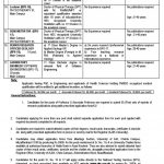 University of Azad Jammu Kashmir Muzaffarabad Jobs NTS Roll No Slip