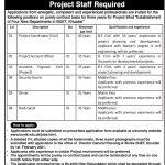 Balochistan University of Engineering Technology khuzdar BUETK Jobs