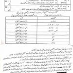 Education Department CT AT TT PET District Cadre Jobs NTS Result Answer Keys Merit List Mardan Charsadda