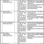 Irrigation Department Punjab Jobs Lahore 2021