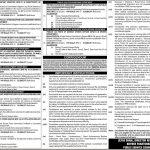 Medical Officer District Specialist Anaesthesia Jobs KPPSC Roll No Slip Health Department KPK