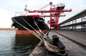 PIBT handled record 1.04MTs of coal cargo in December 2020