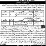 Punjab Social Security Institution Lahore Jobs 2021