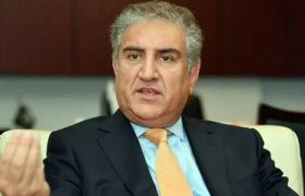 The Pakistan Democratic Movement is suffering from internal turmoil, Shah Mehmood said