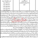 Civil Secretariat Establishment Department KP Junior Clerk Jobs ETEA Result Merit List