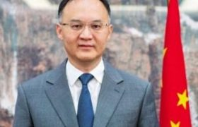 CPEC heading in right direction, says Chinese envoy