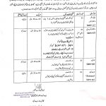 Divisional Forest Officer Abbottabad Wildlife Division Jobs KPTA Roll No Slip