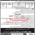 Directorate of Non Timber Forest Products Peshawar Jobs KPTA Result Skill Test Result
