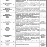 Monitoring Evaluation System KPK PDD Jobs CTSP Result Answer Keys Merit List