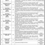 Monitoring Evaluation System KPK PDD Jobs CTSP Result Answer Keys Merit List