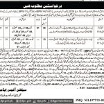 Department of Religious Affairs Balochistan Jobs NTS Roll No Slip Skill Test Junior Clerk Stenographer