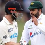Pakistan v New Zealand 2nd Test: 'Who Will Save Match Now Williamson Scored Double century