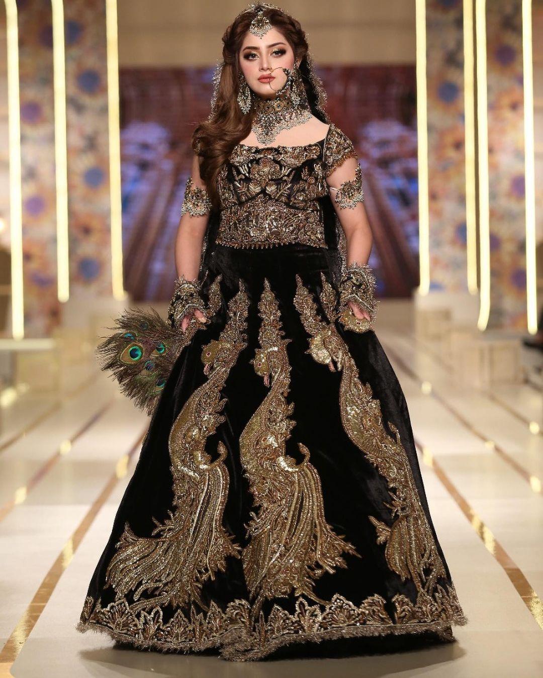Hum Bridal Couture Week 2021