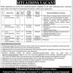 Federal Tax Ombudsman Secretariat FTO Jobs Test Date Interview Schedule