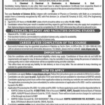KINPOE PDTP Admissions Test Date Roll No Slip Written Test Date Post Diploma Training Programme Admissions 2021 2022 Karachi Institute of Power Engineering (KINPOE)